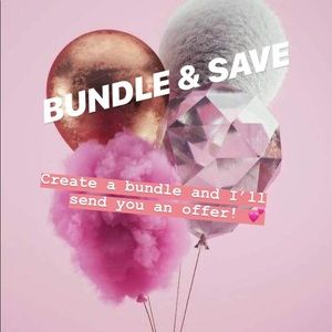Create a bundle of your favorites for discounts!